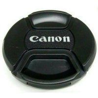 Lens Cap Tutup Lensa Canon 52 mm DSLR Prosumer Mirrorless 52mm