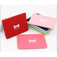 Dompet kartu mini warna warni ribbon import korea lucu murah - HHM111