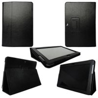 [globalbuy] 2pcs/lot PU Leather Stand Case Cover For Samsung Galaxy Tab 2 10.1 inch P5100 /3462301