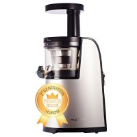 Hurom - Slow Juicer Stainless Series HGSBE11
