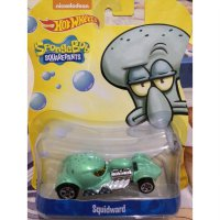 Hot Wheels Spongebob Squarepants series 5 in 1