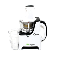 Oxone - Slow Juicer 150 Watt OX865