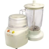 Maspion - Blender Plastik 1.5 Liter 2in1 MT1212