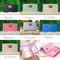 Dompet Wanita Import Fashion Korea - Lady Woman Wallet HP Lucu Murah