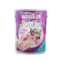 Whiskas Junior Tuna 85gr