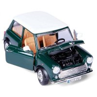 Bburago Mini Cooper 1969 - 1:18 Scale Diecast Car