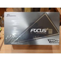Unik Seasonic Focus Plus Platinum PX-750 80+ Platinum Full M Murah