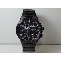 Jam Tangan Pria Expedition E-6747 Full Black Original
