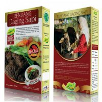 3 Rendang Daging Sapi NO CHILI