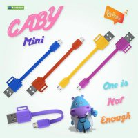 Hippo Caby Mini / Kabel Charger / Powerbank Fast Charging Micro USB