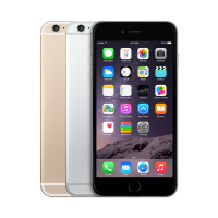 Apple Iphone 6 plus 64GB Grey garansi Distributor 1 tahun
