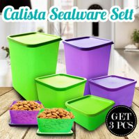 A098 CALISTA FRESH TOPLES SET ISI 3 / Calista OTARU /CALISTA OEDO