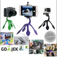 GEKKOPOD FLEXIBLE TRIPOD HP/CAMERA / Travelycious