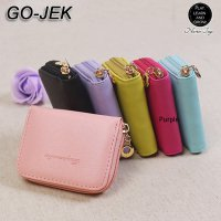 Dompet Wanita Wallet Koin Mini Import Fashion Korea