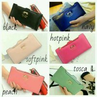 Dompet Murah Korea Dompet import fashion - RIBBON WALLET
