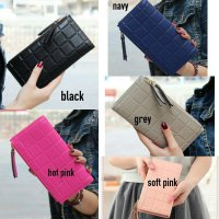 Dompet korea wanita alice wallet import