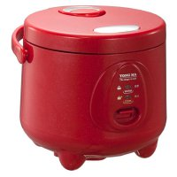Yong Ma MC-202R Magic Com 0.7L Pearl Body - Penanak Nasi Serbaguna - Merah