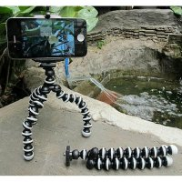 Gorilla Pod S Tripod Kamera Mini Gurita Flexible HP Ponsel Clamp