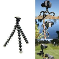 Multi function Flexible Mini Octopus Tripod Stand with Adjustable Leg