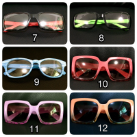 Kacamata Fashion Import Korea Sunglasses Bulat Anak SJ0045