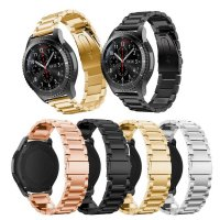 Stainless Steel 3 Pointers Strap Band for Samsung Gear S2 Classic