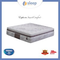 SLEEP CENTER SPRING AIR Euphoria Smart Comfort Mattress 120x200