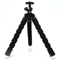 Spider Flexible Tripod Mini Tripod HP Holder Penyangga HP
