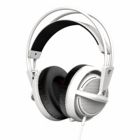 SteelSeries Siberia 200 Gaming Headset - Putih
