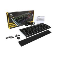 Promo Corsair Strafe RGB Mechanical Keyboard-Cherry MX RGB Br Murah
