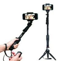 Tongsis Selvie YUNTENG YT-1288 Bluetooth + Mini Tripod 288