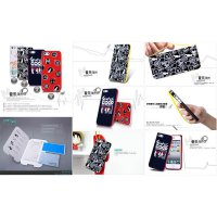 Nillkin Music Party Theme Case iPhone 5 - 5S - SE
