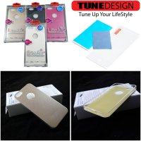 TuneDesign LiteAir 2 Case - Tempered Glass iPhone 5 - 5S - SE