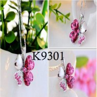 Kalung Korea (gelang anting cincin import perhiasan set xuping)