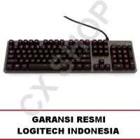 Logitech G413 Mechanical Backlit Gaming Keyboard - Garansi Resmi