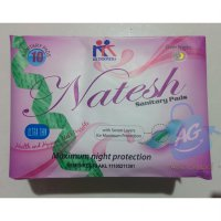 Pembalut Herbal Natesh Night