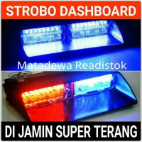 LAMPU STROBO MOBIL (BIG LED) MODEL PATWAL SUPER TERANG