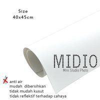 Midio Mini Photo Studio Background Putih 40x45cm