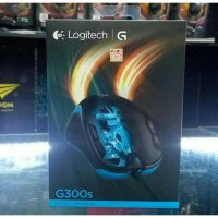Logitech G300S Optical Gaming Mouse.