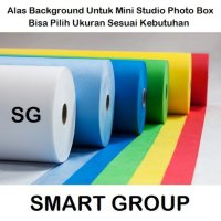 Harga Hemat Full Color Background Mini Studio Photo Box