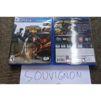 PALING MURAH !! PS4 INFAMOUS: SECOND SON (Region 1/USA/English)