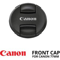 Lens Cap Canon 77 mm Ultrasonic