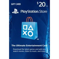 PSN Wallet REG 1 20$