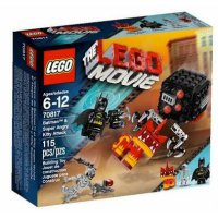 Lego Movie 70817 - Batman & Super Angry Kitty Attack