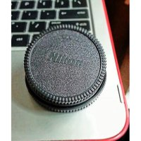 REAR AND BODY CAP NIKON | Surabaya