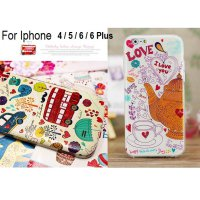 [Buy 1 Get 1 Jelly Case]FOR IPHONE 4 / 5 / 6 / Iphone 6 PLUS CASE DIAMOND 3D DESIGN SOFT CASE