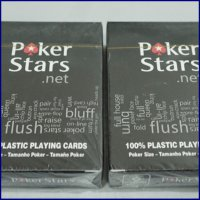 Playing Cards - Kartu Remi - Plastic foil poker