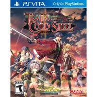PSVita The Legend of Heroes: Trails of Cold Steel II R1 (PS Vita Game)