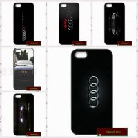 [globalbuy] Awesome Audi Car RS Logo Phone Cases Cover For iPhone 4 4S 5 5S 5C SE 6 6S 7 P/5351573
