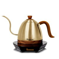 Brewista - Gooseneck Variable Kettle Electric 600ml BV382606VCNG Gold