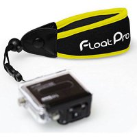 [poledit] FloatPro Floating Wrist Strap For GoPro & Waterproof Camera (Yellow). 1 Must-Hav/13062403